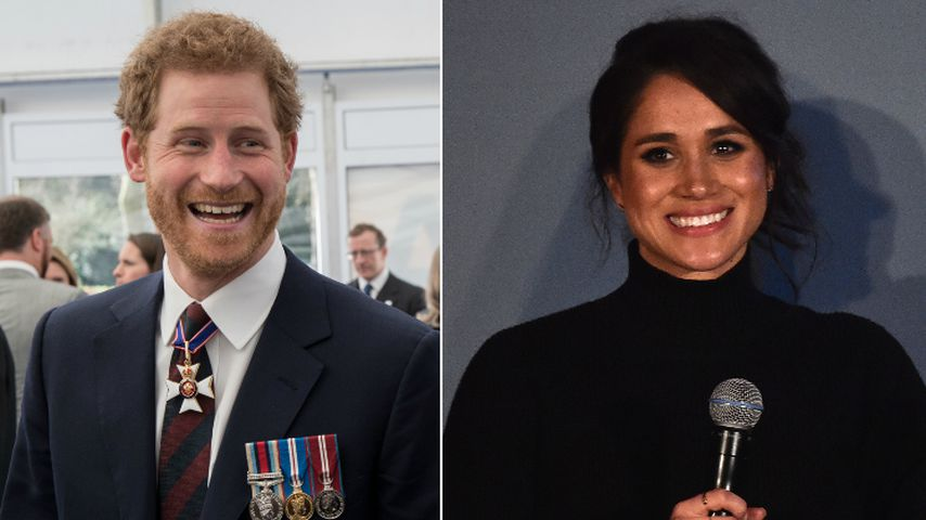 Prinz Harry: Verlobungsring für Meghan mit Dianas Smaragd?