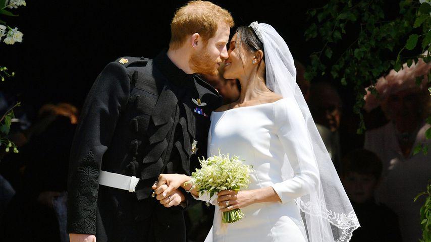 Er verpasste Royal-Wedding: Erste Worte von Meghans Vater