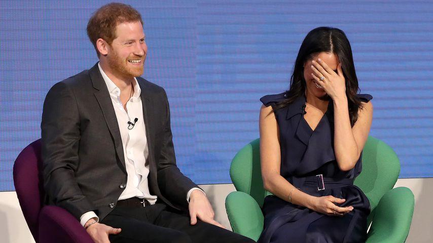 Prinz Harry: Ist er schuld an Meghans Etiketten-Fauxpas?