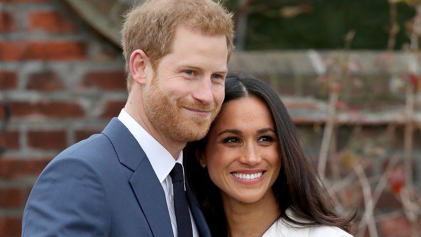 Meghan & Prinz Harry: Hochzeitsort & Datum stehen fest!