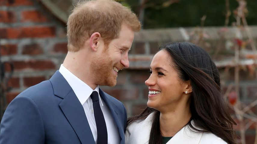 Rückblick: So rasant lief bei Prinz Harry & Meghan alles!