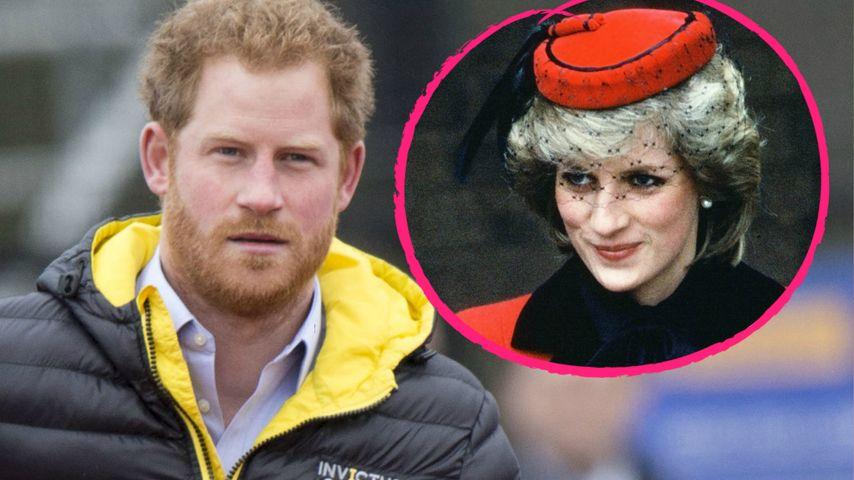 Rührend: Prinz Harry spricht über den Tod seiner Mama Diana