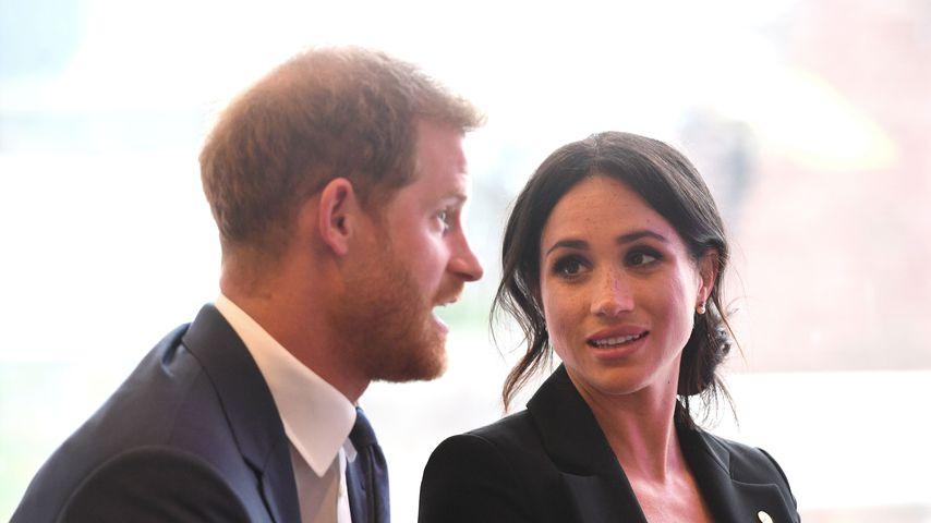 Prinz Harry und Herzogin Meghan bei den WellChild Awards in London