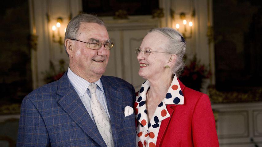 Prinz Henrik und Königin Margrethe im Juni 2007