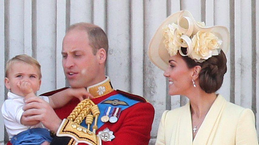 So haben William und Kate ihren Kids von Philips Tod erzählt