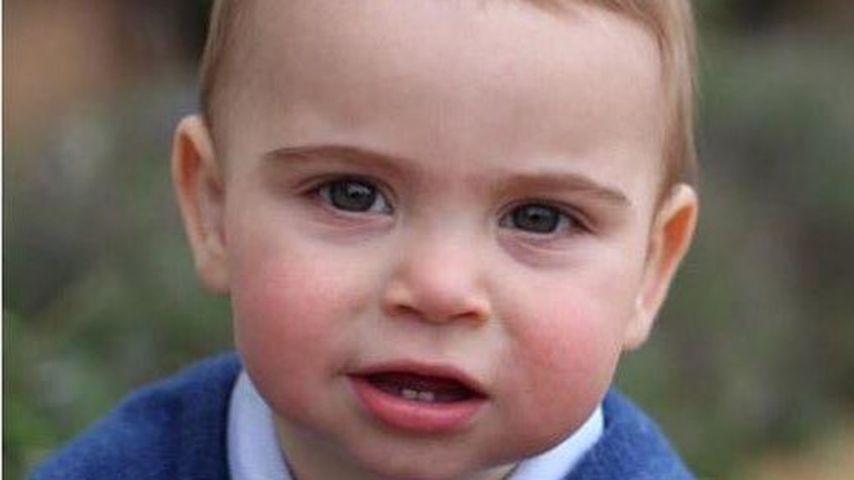 """""""Müssen aufpassen"""": Kann Prinz Louis etwa schon laufen?"""