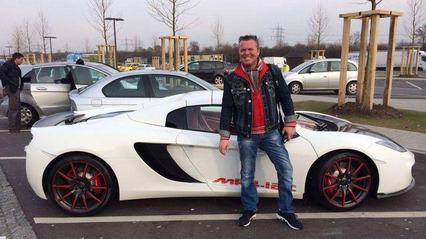 Prinz Marcus von Anhalt, Luxusauto-Liebhaber