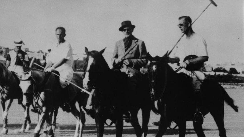 Prinz Philip im Juni 1950