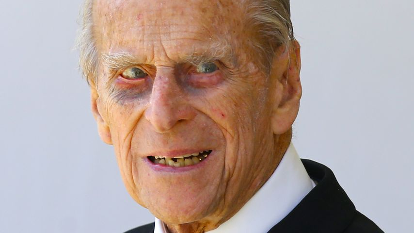 Prinz Philip im Mai 2018