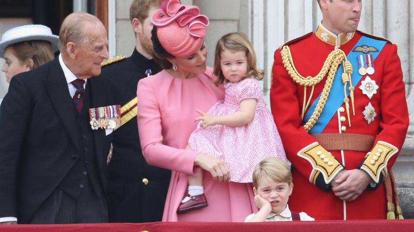 Royal-Fans in Sorge: Prinz Philip von Presse für tot erklärt