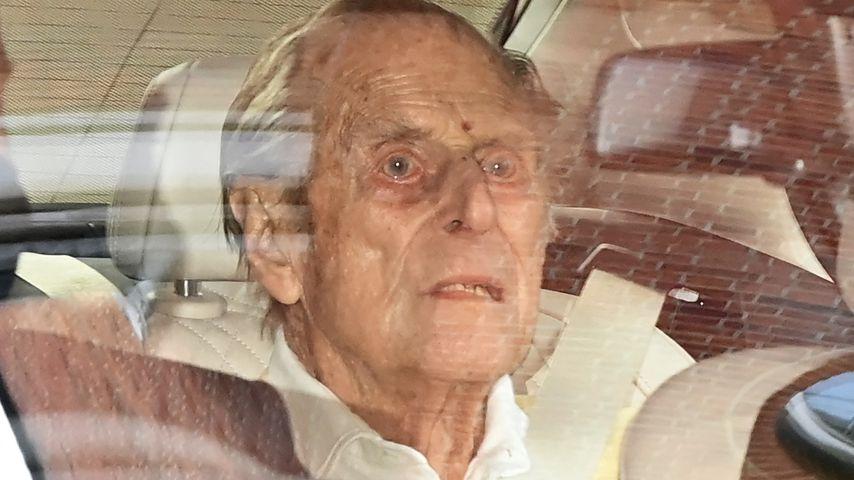 Nach Herz-OP: Hier verlässt Prinz Philip endlich die Klinik