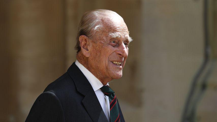 Prinz Philip im Juli 2020 in Windsor