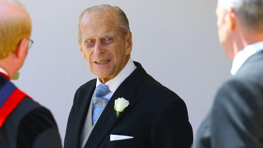 Prinz Philip, Ehemann von Queen Elizabeth II.