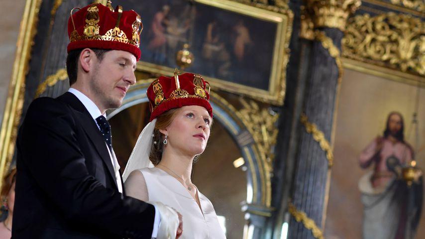 Baby ist da: Prinz Philip von Serbien erstmals Papa!