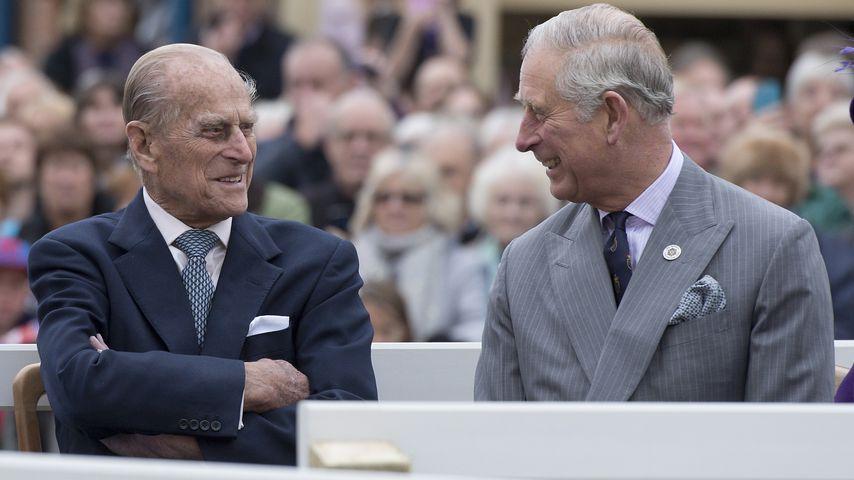 Rührendes Interview: Charles und Co. gedenken Prinz Philips
