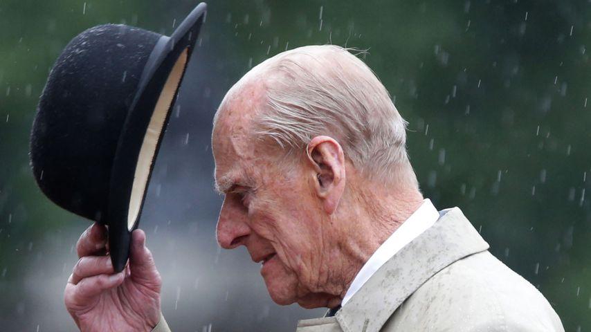 Prinz Philip: So schmerzhaft war die Royal-Wedding für ihn!