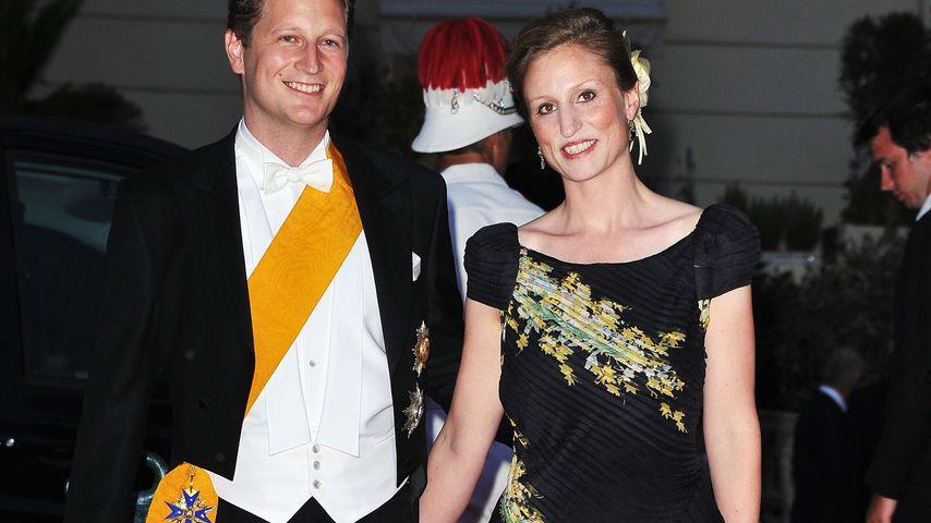 Royales Baby Nr. 4: Prinz von Preußen schon wieder Vater!
