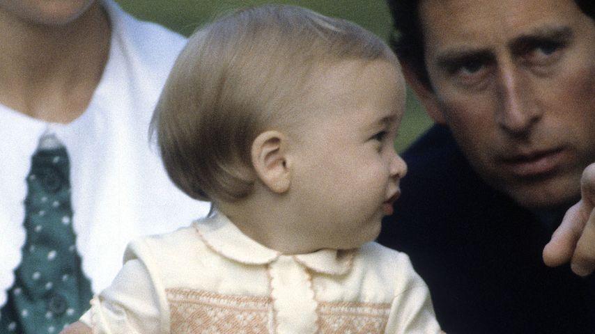 Prinz William: Wird sein Sohn auch so süß wie er?