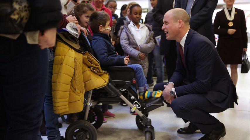 Prinz William bekam viel Lob für extrem kurzen Haarschnitt