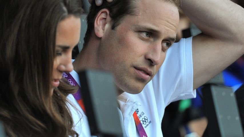 Orkan-Warnung in England: Wie geht's Will & Kate?