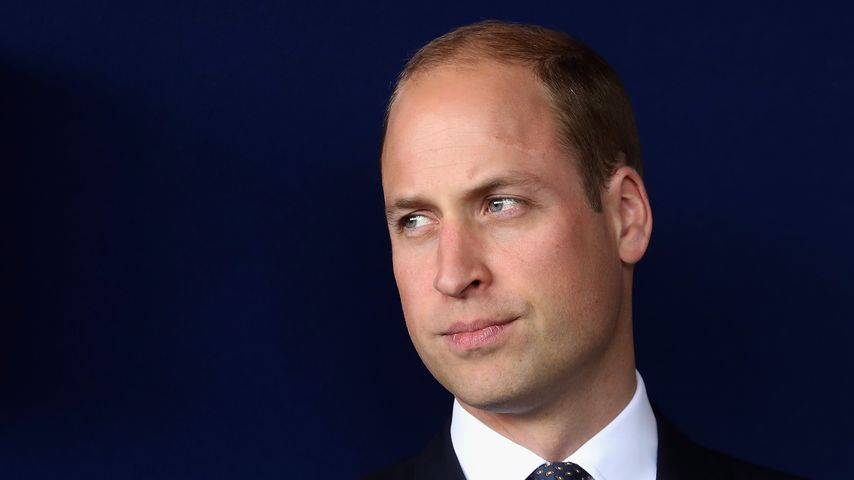Total erschöpft: Prinz William schon mit 2 Kids überfordert?