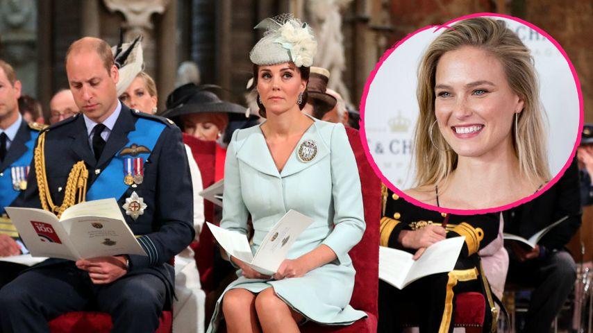Williams Treffen mit Bar Refaeli: Ist Kate eifersüchtig?