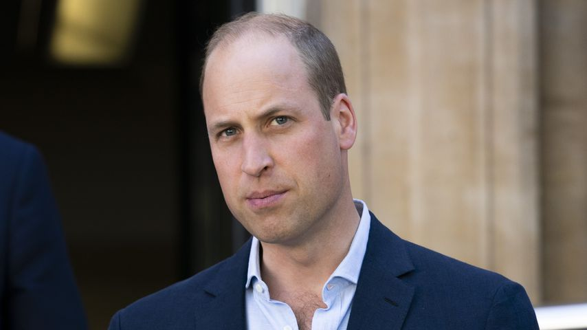 Prinz William im Juli 2019 in London