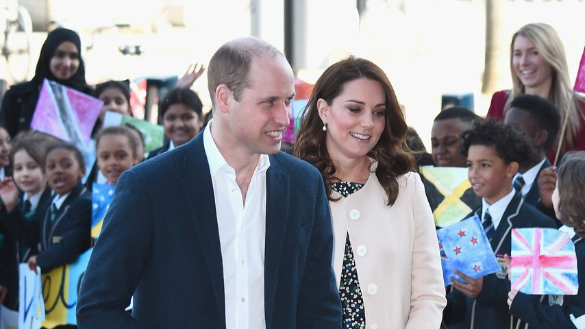 William & Kate: Bodenständige Date-Night im Familienurlaub