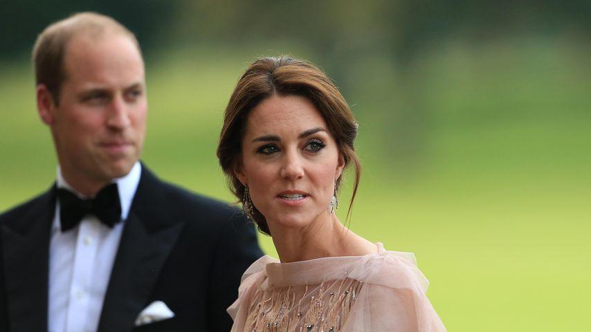 Prinz William und Herzogin Kate, Juni 2016