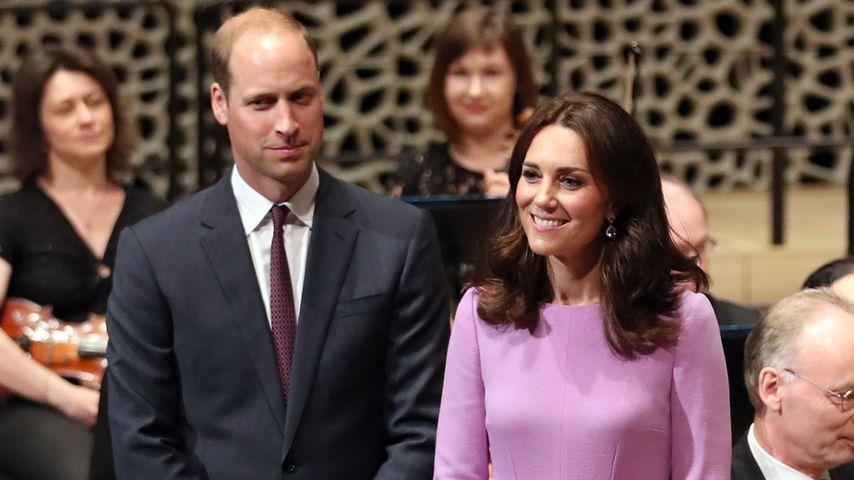 Royaler Umschwung: Brechen Kate & William nächste Tradition?