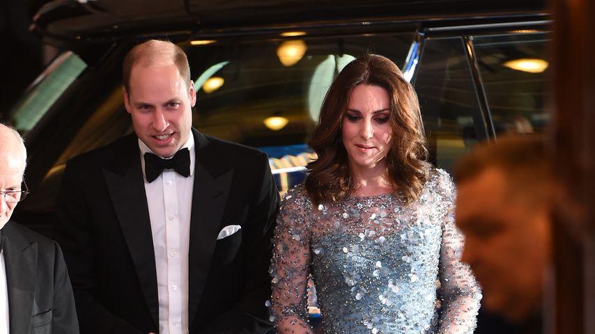 Liebe in der Öffentlichkeit: Warum nicht bei William & Kate?