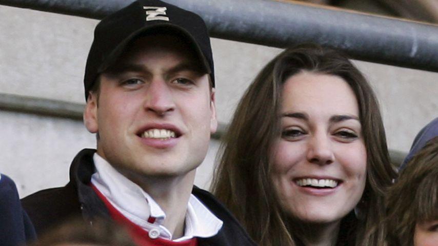 Prinz William und Herzogin Kate, 2007