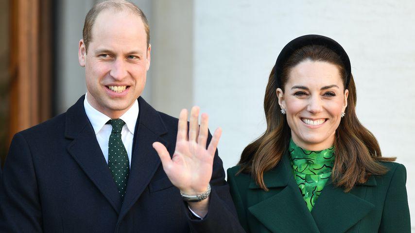 Prinz William und Herzogin Kate ändern Social-Media-Namen!