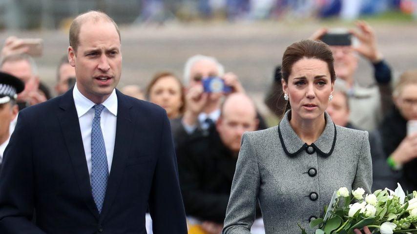 Gedenken an Unfall-Opfer: Herzogin Kate wird ganz emotional