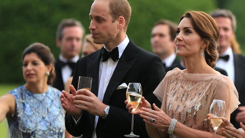 Ärger im Paradies? Darum trägt Prinz William keinen Ehering