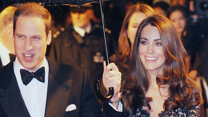 Prinz William und seine Kate wollen bald Kinder