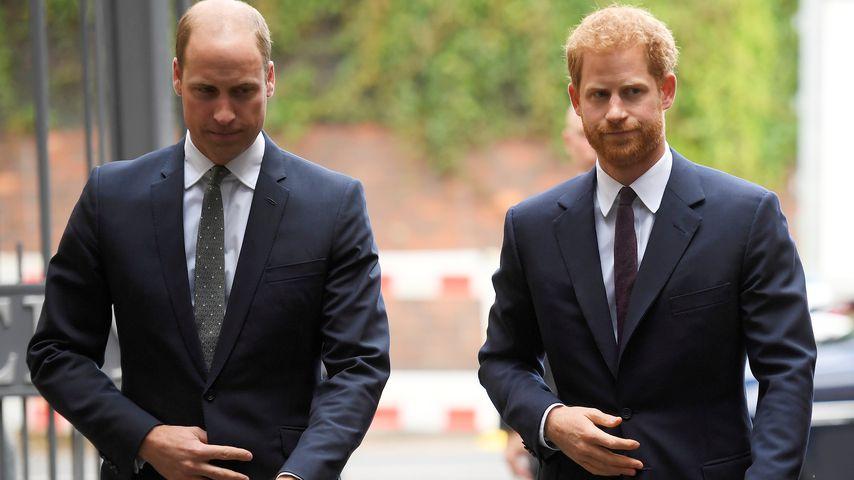 Prinz William: Wird er etwa doch nicht Harrys Trauzeuge?