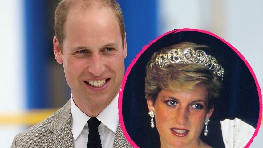 Prinz William: Mama Diana (†) wäre schreckliche Oma gewesen