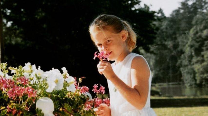 Prinzessin Beatrice in jungen Jahren