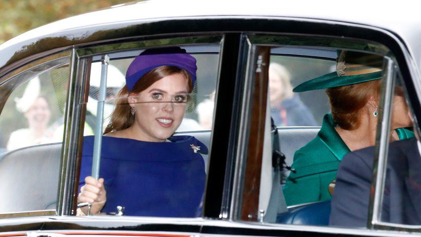 Prinzessin Beatrice 2018 in Windsor