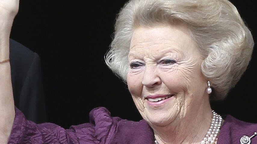 Prinzessin Beatrix musste ins Krankenhaus!