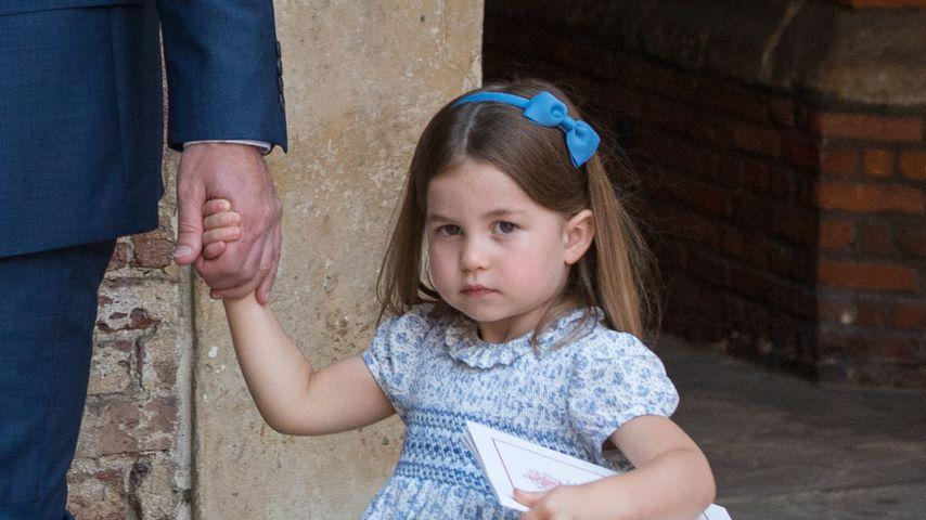 Prinzessin Charlotte: Sie war der Hingucker bei Louis' Taufe