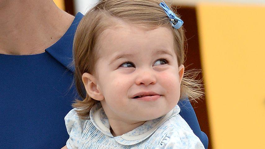 Prinzessin Charlotte: Große Begeisterung für große Tiere