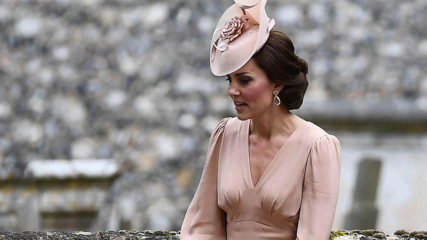 Prinzessin Charlotte und Herzogin Kate bei der Hochzeit von Pippa Middleton