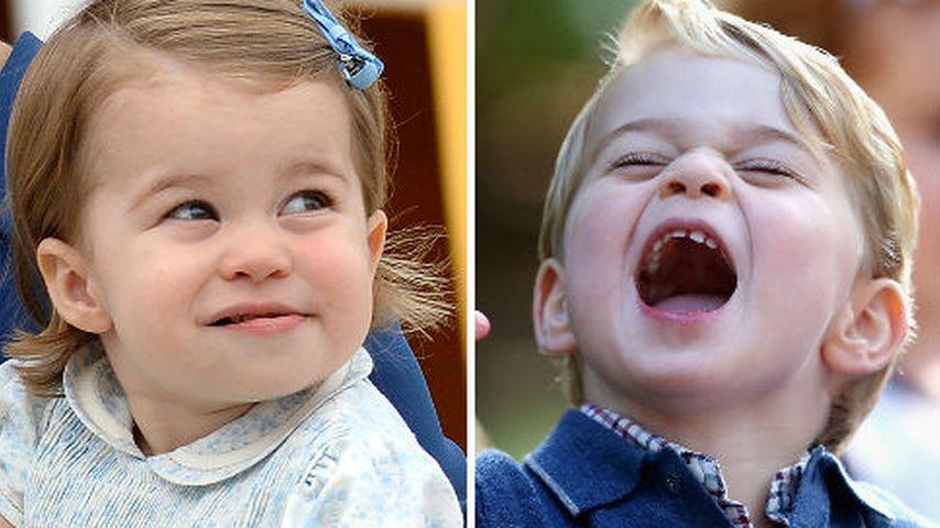 Pippas Hochzeit: Charlotte & George haben supersüße Jobs