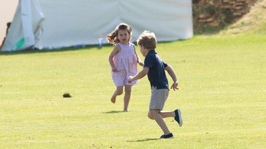 So verschieden sind Prinz George & Prinzessin Charlotte