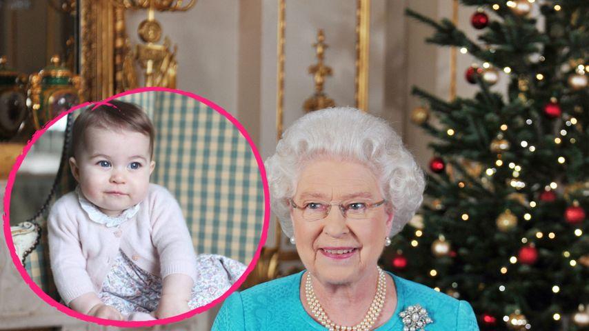 1. Weihnachtsfest: Prinzessin Charlotte feiert mit der Queen