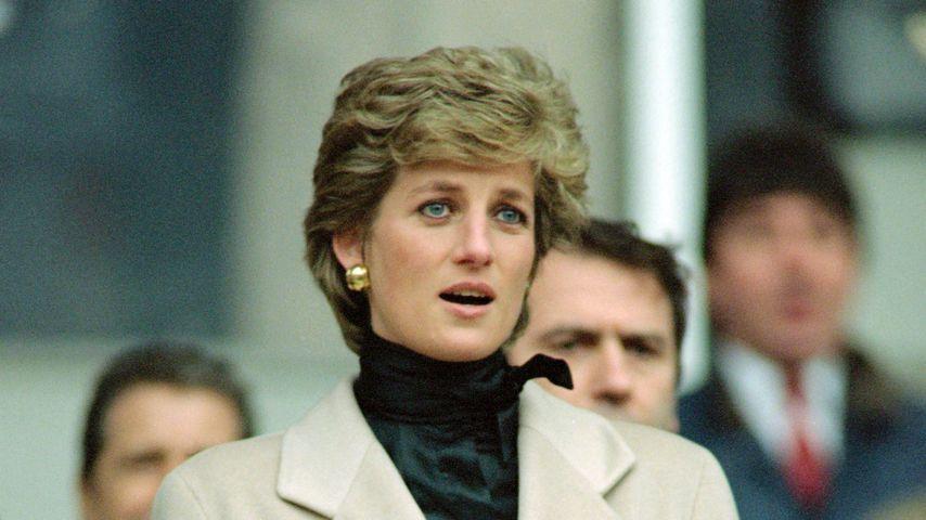 Prinzessin Diana im Jahr 1995