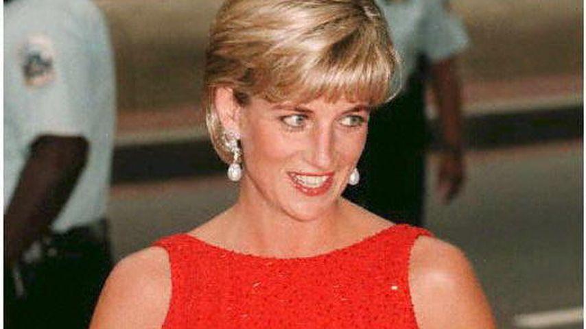 Prinzessin Diana im Jahr 1997