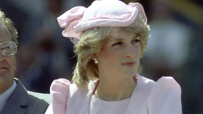 Prinzessin Diana im Jahr 1983